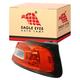 1ALTL02016-2014-17 Jeep Cherokee Tail Light