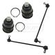 1ASFK04449-Hyundai Santa Fe Kia Sorento Suspension Kit