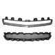 1ABMK00155-Chevy Malibu Grille & Molding