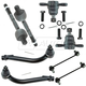 1ASFK04457-2007-08 Hyundai Elantra Steering & Suspension Kit