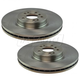 1ABFS02777-Mercedes Benz Brake Rotor Pair