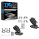 1ABFS02786-Acura TL Honda Ridgeline Brake Pads  Nakamoto CD1102  CD1103