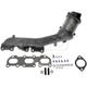 1AEEM00833-2007-09 Kia Sorento Exhaust Manifold with Catalytic Converter Assembly  Dorman 674-105