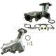 1AEEK00753-Exhaust Manifold with Gasket & Hardware Kit Pair  Dorman 674-805  674-806