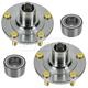 1ASHS01023-Mazda 3 5 Wheel Bearing