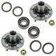 1ASHS01025-Subaru Wheel Bearing & Hub Kit Front