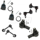 1ASFK04506-Honda Element Steering & Suspension Kit
