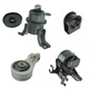 1AEEK00755-Engine & Transmission Mount Kit