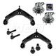 1ASFK04546-Steering & Suspension Kit