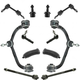 1ASFK04437-Ford Expedition Steering & Suspension Kit