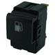 1AFDR00002-1998-10 Volkswagen Beetle Fuel Door Release Switch