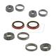 1ASHS01029-Ford Wheel Bearing & Seal Kit Pair
