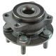 1ASHF00501-Subaru Wheel Bearing & Hub Assembly