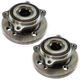 1ASHS01027-Mini Cooper Wheel Bearing & Hub Assembly Pair