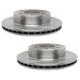 RABFS00063-Dodge Dakota Durango Brake Rotor Front
