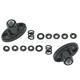DMIMK00005-1998-02 Jeep Wrangler Sun Visor Repair Kit Pair