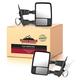 TRMRP00020-Ford Mirror Pair