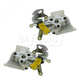 1ABMK00145-Door Latch Assembly Pair