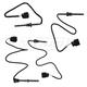 WKERK00016-2011-16 Exhaust Gas Temperature Sensor  Walker Products 273-10001  273-10029  273-10002