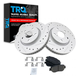 1APBS00820-Lexus GS300 IS250 Brake Kit