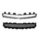 1ABMK00154-Chevy Malibu Grille & Molding