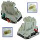 1ADRK00140-Door Lock Actuator & Integrated Latch Pair  Dorman 931-062  931-063