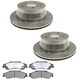 1ABFS03081-1997-01 Honda CR-V Brake Kit