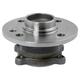 1ASHR00306-Mini Wheel Bearing & Hub Assembly