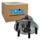 1ASHF00505-2011-14 Honda Odyssey Wheel Bearing & Hub Assembly