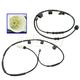 1AERK00336-Mini Cooper Brake Pad Wear Sensor Pair