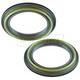 1ASHS01038-Wheel Seal Pair