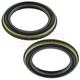 1ASHS01034-Wheel Seal Pair