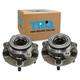 1ASHS01045-2011-15 Nissan Juke Leaf Wheel Bearing & Hub Assembly Pair