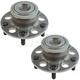 1ASHS01052-1997-01 Acura Integra Wheel Bearing & Hub Assembly Pair