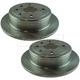 1ABFS02835-Brake Rotor Pair