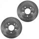 RABFS00096-Brake Rotor Front Pair Raybestos 580437R
