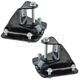 1ABMK00234-Dodge Leaf Spring Bracket with Hardware Pair
