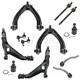 1ASFK04616-1997-01 Honda CR-V Steering & Suspension Kit