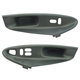 1AIMK00102-1999-04 Ford Mustang Window Switch Bezel Pair