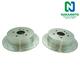 1APBR00349-Brake Rotor Pair  Nakamoto 31356-DSZ