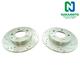 1APBR00361-Brake Rotor Pair  Nakamoto 54006-DSZ