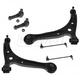1ASFK04631-1999-04 Honda Odyssey Steering & Suspension Kit