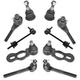 1ASFK04644-1998-02 Steering & Suspension Kit