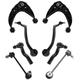 1ASFK04645-Steering & Suspension Kit