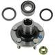 1ASHS01054-Subaru Wheel Bearing & Hub Kit Front