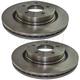 1ABFS02873-Brake Rotor Pair