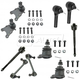 1ASFK04731-2004-05 Chevy Colorado GMC Canyon Steering & Suspension Kit