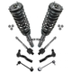 1ASFK04753-2003-08 Mazda 6 Steering & Suspension Kit