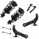 1ASFK04750-2007-12 Nissan Sentra Steering & Suspension Kit