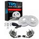 1ABMS00072-Brake & Wheel Bearing Kit